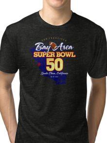 Super Bowl 50 II Tri-blend T-Shirt