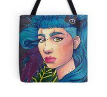 Art Angel Tote Bag