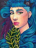 Art Angel by Stef Azevedo