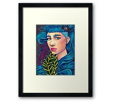 Art Angel Framed Print