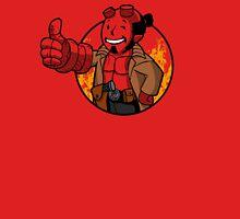 Hell Vault Boy  T-Shirt