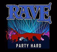 Rave  by BoggsNicolasArt