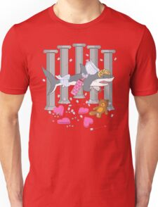 The Cupid Shark Unisex T-Shirt
