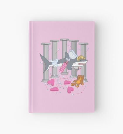 The Cupid Shark Hardcover Journal