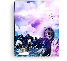beautiful dream / horrible nightmare  Canvas Print