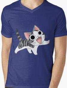 Chi cute cat Mens V-Neck T-Shirt