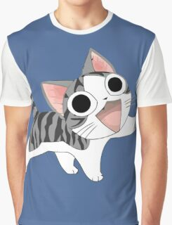 Chi cute cat Graphic T-Shirt