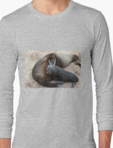 Mum and Pup Long Sleeve T-Shirt