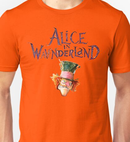 Alice in Wahnderland Unisex T-Shirt