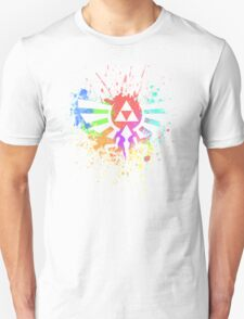 Tri Colours  T-Shirt