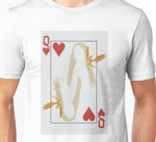 Khaleesi - Queen of Hearts Unisex T-Shirt