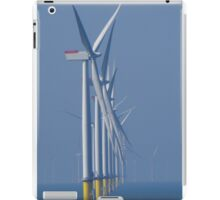 Walney Wind Farm iPad Case/Skin