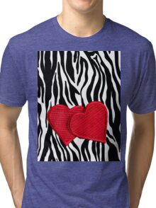 Valentine's day Tri-blend T-Shirt