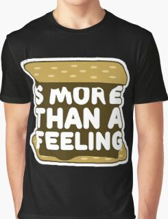 S'More Than a Feeling Graphic T-Shirt