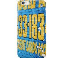 Detroit Painted Billboard iPhone Case/Skin