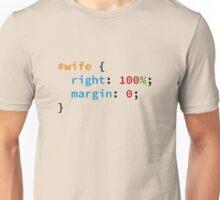 #wife Unisex T-Shirt