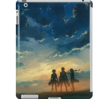 Surreal Singeki Sunset iPad Case/Skin