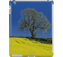 The Oak Tree ( Landscape ) iPad Case/Skin