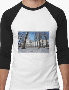 Winter Men's Baseball ¾ T-Shirt