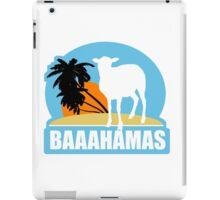 BAAAHAMAS  iPad Case/Skin