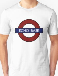 Underground - Echo Base T-Shirt