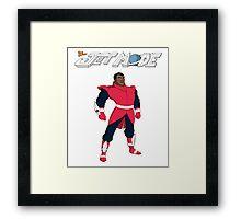 """Jet Mode """"Empire"""" Framed Print"""