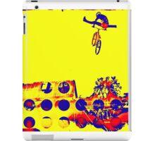 Kicking It In Santa Cruz - 8 iPad Case/Skin