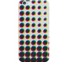 70's Style Swiss Layout: V3 iPhone Case/Skin