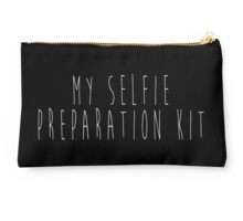 Selfie preparation kit Studio Pouch