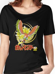 Pocket Monsters: Gold Women's Relaxed Fit T-Shirt
