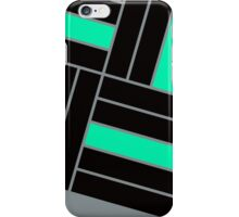 70's Style Swiss Layouts: V9 iPhone Case/Skin