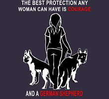 German Shepherd Woman T-Shirt