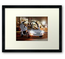 A Car for the Ages Framed Print