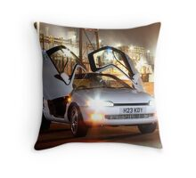 A Car for the Ages Throw Pillow