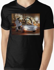 A Car for the Ages Mens V-Neck T-Shirt