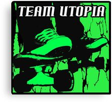 Team Utopia Canvas Print