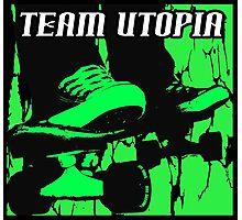Team Utopia Photographic Print
