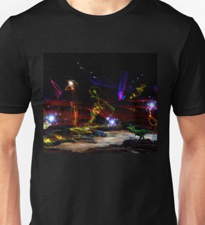 Bioluminescence Unisex T-Shirt