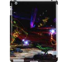 Bioluminescence iPad Case/Skin