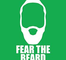 fear the beard by Stylishoop