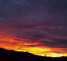 """""""Colors of the Sun"""" by SprayArtByDCP"""