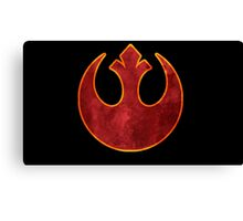 Rebel Alliance   Canvas Print