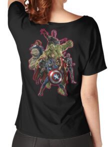 warrior of the galaxy Women's Relaxed Fit T-Shirt