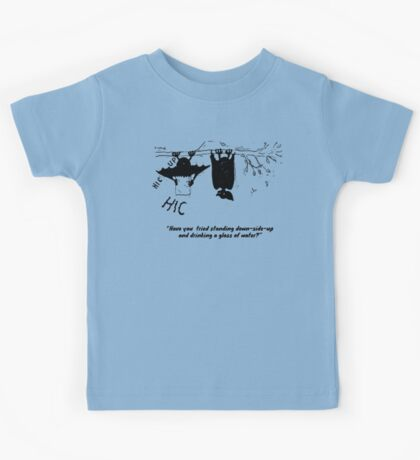 Zoo Humour - Cartoon 0012 Kids Tee