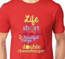 Wise Words of Channing Tatum Unisex T-Shirt