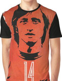 Cruyff Graphic T-Shirt
