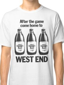 FOOTY AND WEST END Classic T-Shirt