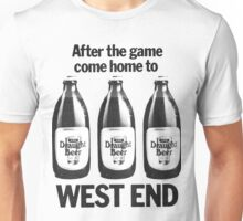 FOOTY AND WEST END Unisex T-Shirt