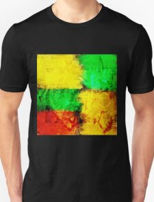 Colorful love Unisex T-Shirt
