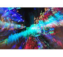City Lights 7 Photographic Print